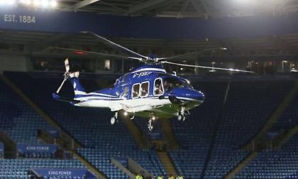 Σοκάρει το βίντεο με την πτώση του ελικοπτέρου στο Λέστερ