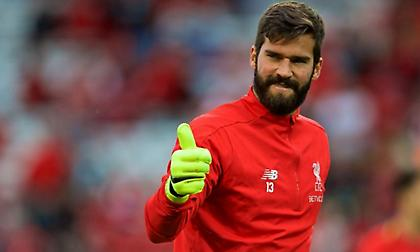 Άλισον: «Έκανα εξαιρετική σεζόν στη Ρόμα, δεν αξίζω τη Χρυσή Μπάλα»