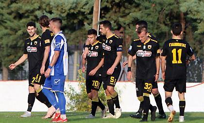 Τα highlights του Απόλλων Λάρισας-ΑΕΚ (0-4)