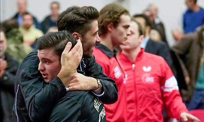 Συμμετοχή στο αυστριακό World Tour έχουν δηλώσει Γκιώνης και Σγουρόπουλος