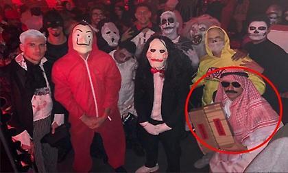 Σάλος με Ραφίνια που ντύθηκε Άραβας τρομοκράτης!