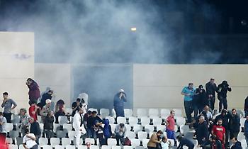 Οι ποινές με τις οποίες κινδυνεύει ο Ολυμπιακός λόγω των επεισοδίων