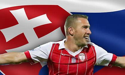 Στην Εθνική Σλοβακίας μετά από 3,5 χρόνια ο Γέντρισεκ!