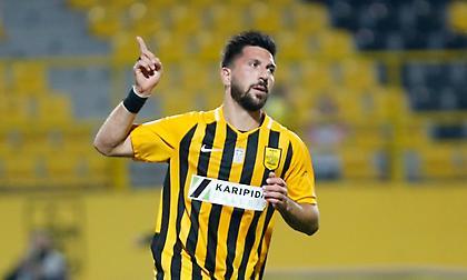 Διαμαντόπουλος: «Δεν ήρθε η καταστροφή, έχουμε καλή ομάδα»