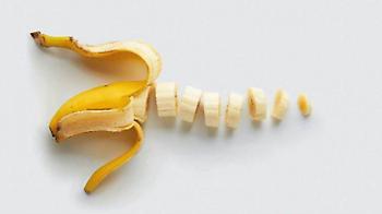Μπανάνες: Η αθλητική υπερτροφή