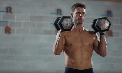 Χτίσε τους μυς σου και λιώσε το λίπος με ένα πρόγραμμα… φωτιά!