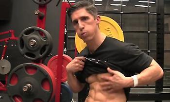 Η σωστή αναπνοή κάνει τη μισή δουλειά στις ασκήσεις κοιλιακών! (vid)