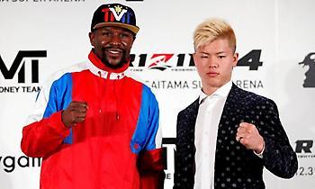 Αγώνα με Ιάπωνα kickboxer ανακοίνωσε ο Μεϊγουέδερ!