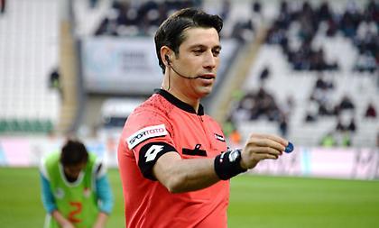 Τούρκος διαιτητής στο Βίντι-ΠΑΟΚ