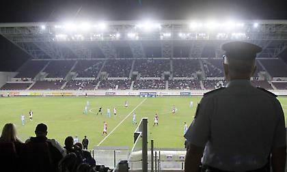 Τα νέα μέτρα ασφαλείας για τα εντός έδρας ματς που παίρνει η ΑΕΛ