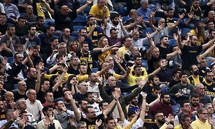 Κάλεσμα της ΑΕΚ στον κόσμο της για το ματς με τη Φουενλαμπράδα