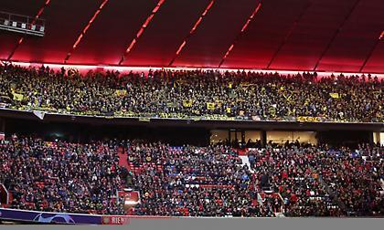 Υπόκλιση της ΑΕΚ στον κόσμο της: «Ένα ακόμα μεγάλο γήπεδο ένιωσε τον παλμό σας»!