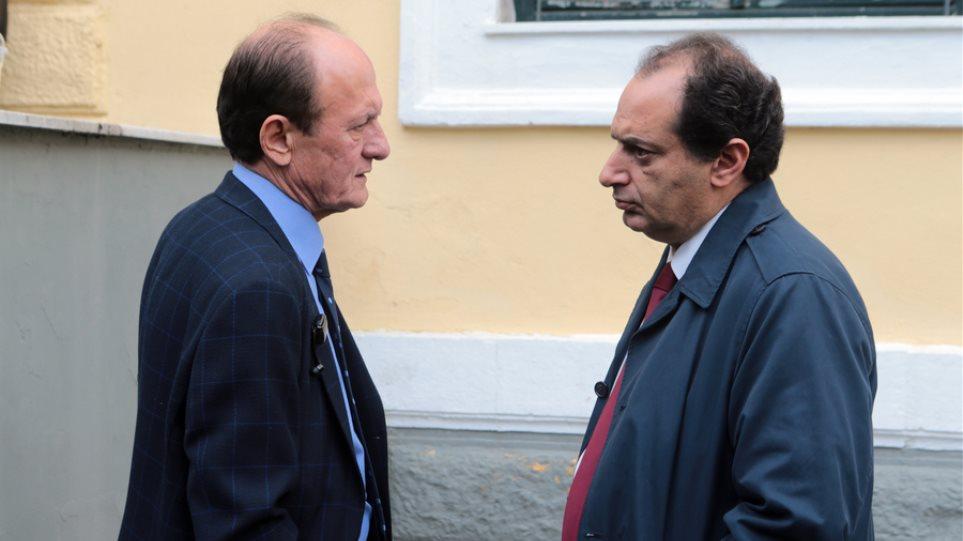 Συζητήθηκε η αγωγή της Taxibeat σε βάρος Λυμπερόπουλου - Τι κατέθεσε ο Σπίρτζης