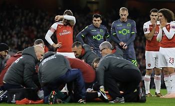 Συγκλονίστηκε ο Γκεντουζί από τον τραυματισμό του Γουέλμπεκ (pic)