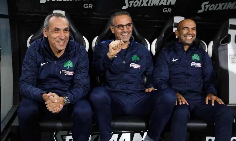 Παγκάκης: «Αυτές τις αδυναμίες του Ολυμπιακού έχουν προσέξει οι συνεργάτες του Δώνη»