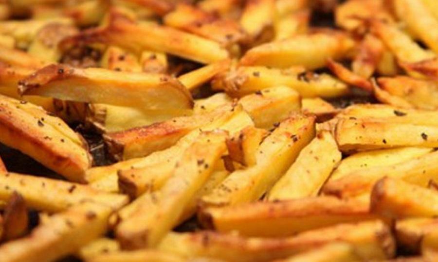 Κι όμως οι τηγανητές πατάτες κάνουν καλό - Ναι, είναι αλήθεια!