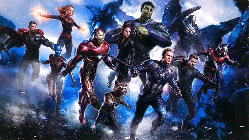 H επόμενη ταινία των Avengers θα είναι τεράστια!