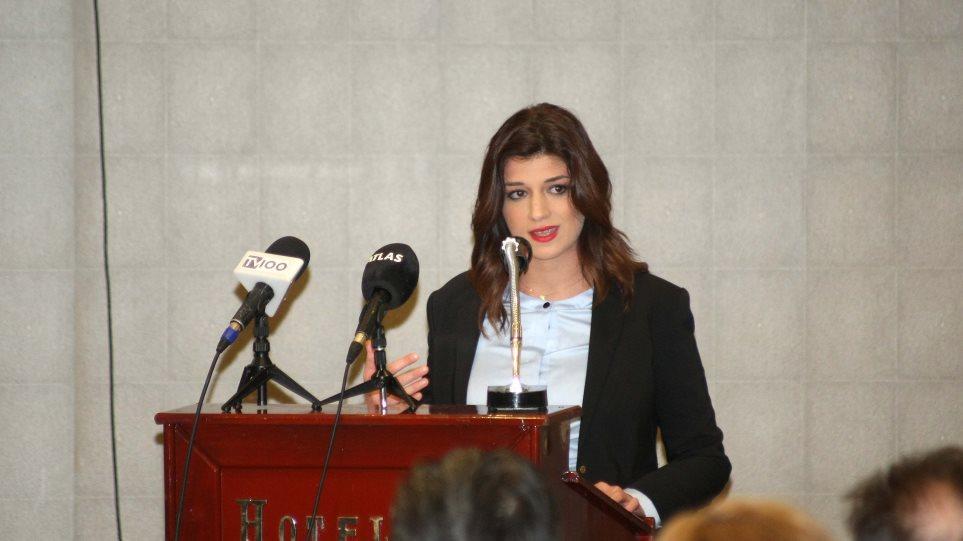 Η Νοτοπούλου δίνει 210.000 ευρώ για «δράσεις νεολαίας»