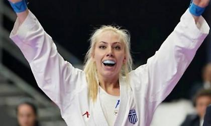Παγκόσμια Πρωταθλήτρια η Έλενα Χατζηλιάδου!