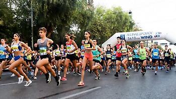 Μαραθώνιος: Τάσης και Πριβιλέτζιο πρώτοι στα 10 χλμ