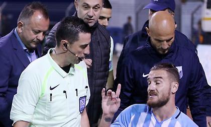 Εξέδωσε ανακοίνωση η Λαμία και ζητάει ξένους διαιτητές