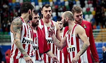 Ολυμπιακός: Το πρόγραμμα του 1ου γύρου στην Ευρωλίγκα έχει ευκαιρίες και… δυσκολίες!
