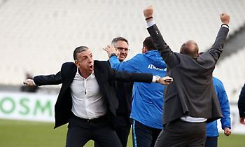 Ο Ατρόμητος έχει τον καλύτερο κόουτς και την πιο ποδοσφαιρική διοίκηση, άρα μην σας κάνει εντύπωση!