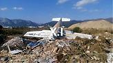 Πτώση μονοκινητήριου αεροσκάφους στην Ξάνθη - Σώοι οι επιβάτες