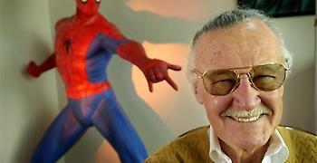 Πέθανε ο Σταν Λι, ο πατέρας των ηρώων της Marvel