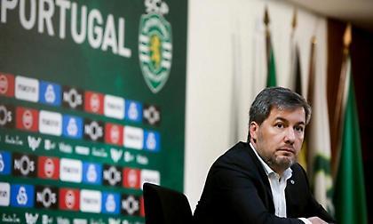 Συνελήφθη υπό το βάρος 56 κατηγοριών ο πρώην πρόεδρος της Σπόρτινγκ Λισσαβόνας!