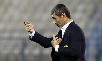 Τερζής: «Eυελπιστούμε με την έλευση του νέου προπονητή να αλλάξει η κατάσταση προς το καλύτερο»