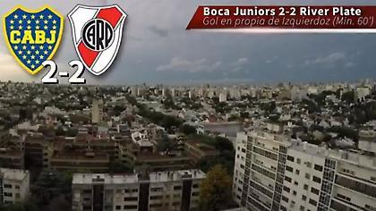 Έτσι… άκουγε το Μπουένος Άιρες κάθε γκολ στο Σούπερ Κλάσικο