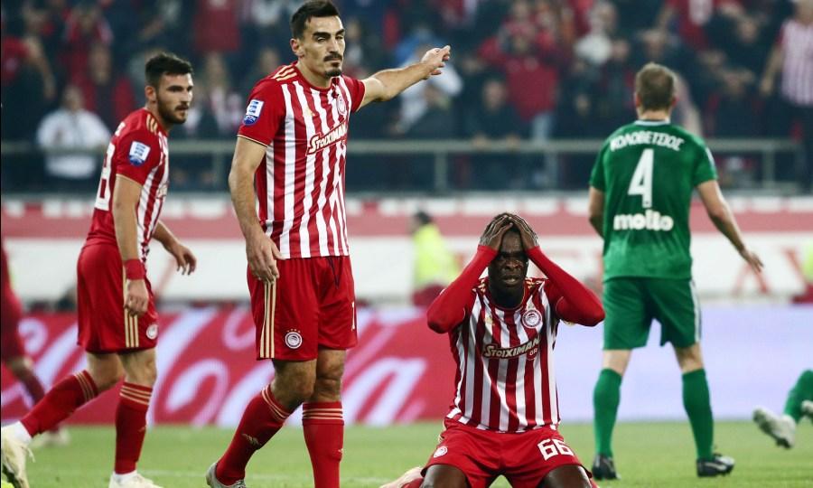 Όταν ο Ολυμπιακός βάζει στην Ευρώπη διπλάσια γκολ από την Ελλάδα…