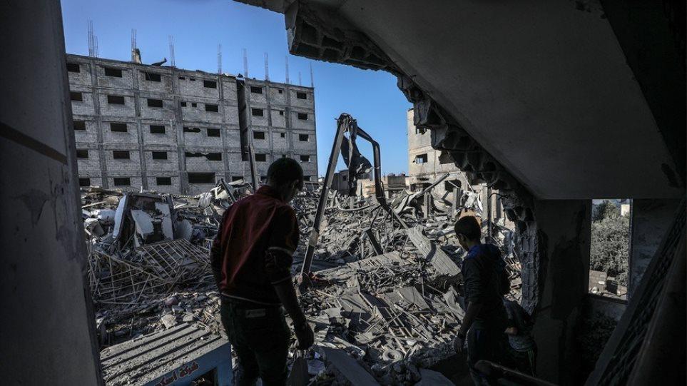 Γάζα: Κατάπαυση πυρός με το Ισραήλ ανακοίνωσαν παλαιστινιακές οργανώσεις