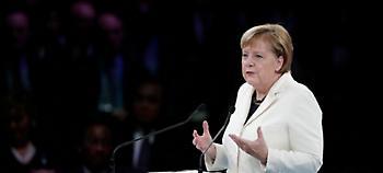 Μέρκελ: «Κανείς στην Ευρώπη δεν μπορεί να τα καταφέρει μόνος»