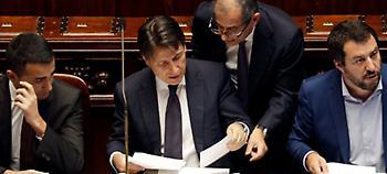 Ρήξη με ΕΕ αποφάσισε η Ιταλία - Ούτε βήμα πίσω στον προϋπολογισμό