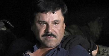 Ξεκίνησε η δίκη του διαβόητου βαρόνου ναρκωτικών «Ελ Τσάπο»