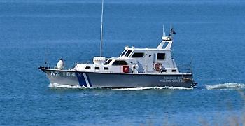 Έρευνα του Λιμενικού για εντοπισμό βάρκας με μετανάστες στο Θρακικό πέλαγος