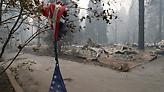 Έφτασαν τους 48 οι νεκροί από την πυρκαγιά στην Καλιφόρνια