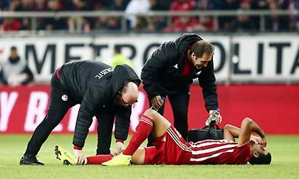 Νικολακόπουλος: «Προβληματίζει ο Χασάν με τους τέσσερις τραυματισμούς»