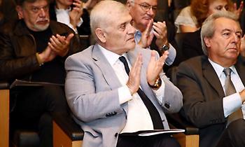 Μελισσανίδης: «Δημιουργείται κάτι ξεχωριστό στο Μουσείο που θα στεγαστεί στο γήπεδο της ΑΕΚ»