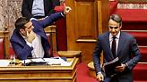 H κόντρα Τσίπρα-Μητσοτάκη για τον… πρόεδρο του Εδεσσαϊκού (video)