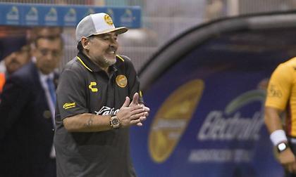 Μαραντόνα: «Δεν θα αντέξει στη Ρεάλ ο Σολάρι, σωστή η κίνηση του Ρονάλντο να πάει στη Γιουβέντους»