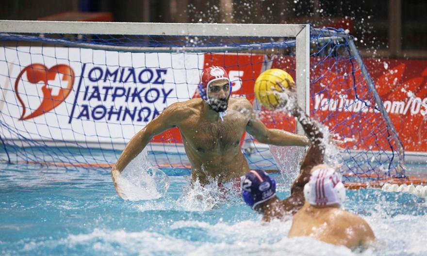 Άνετα το «5Χ5» ο Ολυμπιακός