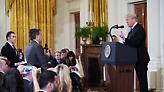 Λευκός Οίκος: Στην «ευχέρεια» του Τραμπ η επιλογή των δημοσιογράφων που θα καλύπτουν το ρεπορτάζ