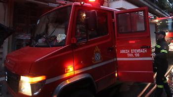 Νεκρός άνδρας από πυρκαγιά σε διαμέρισμα στη Θεσσαλονίκη