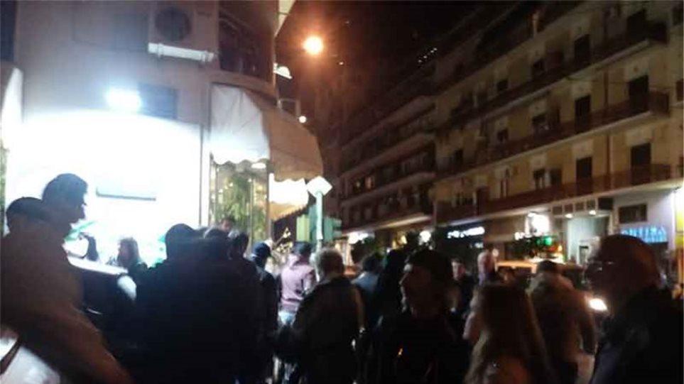Ρουβίκωνας: Παρά την αστυνομοκρατία στην εκδήλωση της Αχτσιόγλου, δεν είχαμε πρόβλημα