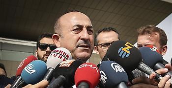 Τσαβούσογλου: Υπάρχει άλλη επιλογή εκτός διπλωματίας για τα ελληνοτουρκικά