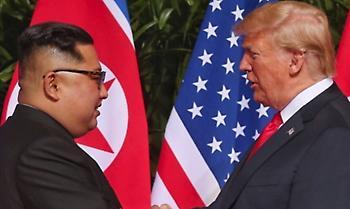ΗΠΑ: Πιθανή νέα συνάντηση Τραμπ - Κιμ Γιονγκ Ουν το 2019