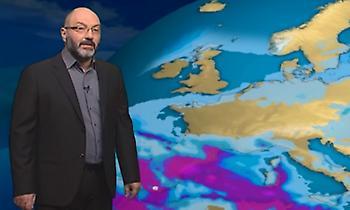 Έκτακτη ενημέρωση καιρού από τον Σάκη Αρναούτογλου: Σε ποιες περιοχές θα χιονίσει